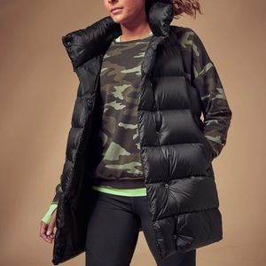 Athleta Haven Down Vest